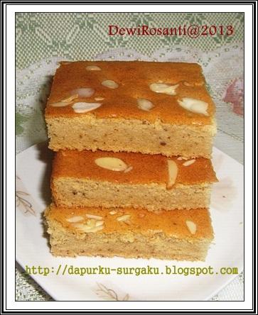 Cake Panggang, Cake Tanpa Pengembang Tambahan, Cake Tanpa Tepung Terigu, Cake Tepung Beras, Camilan, Cake Tanpa Gula, Gluten Free Cake, Olahan Kurma