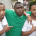 Check out this old pic of Davido with his cousins, B-red & Sina Rambo