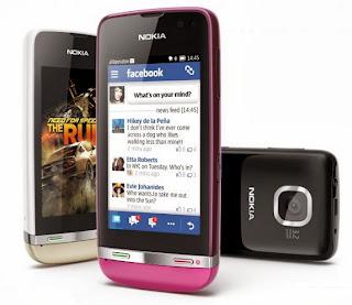 Harga HP Nokia Asha 311