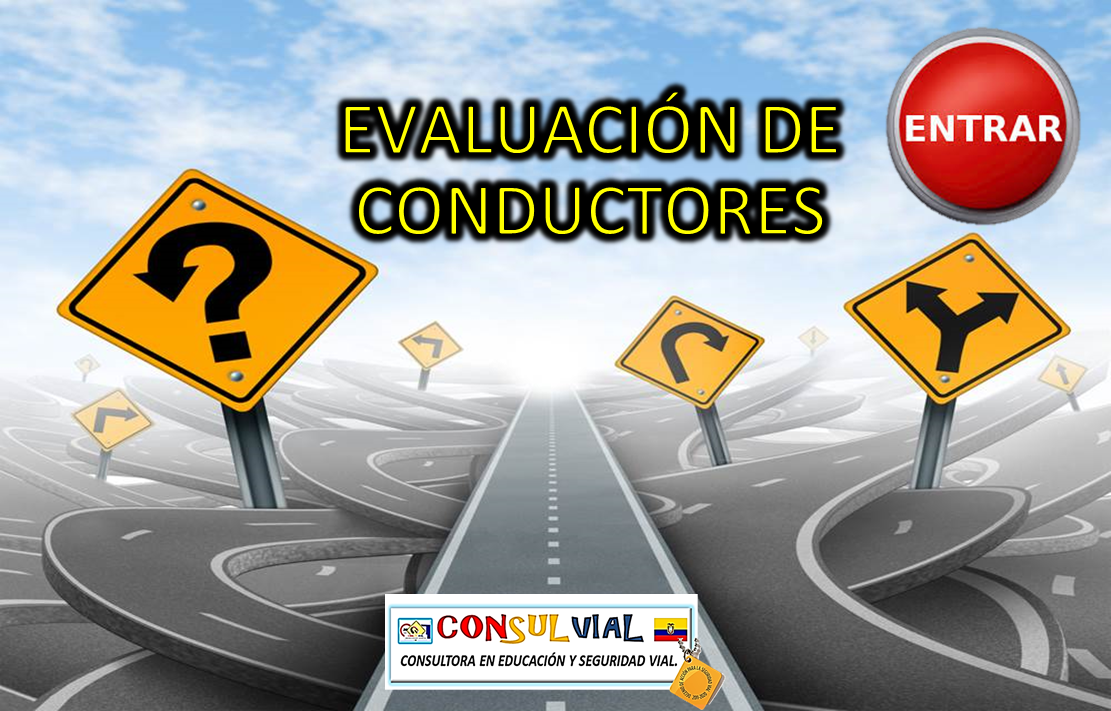 EVALUACIÓN ON LINE GRATUITA A CONDUCTORES DE SU FLOTA VEHICULAR