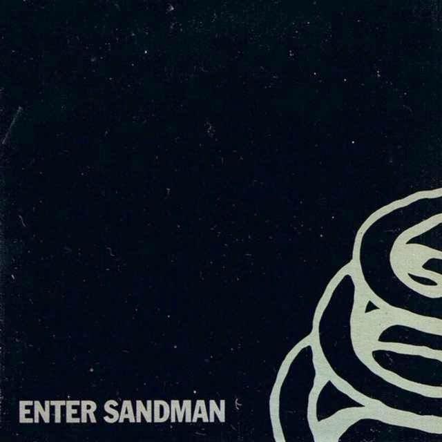 """Las mejores 500 canciones según NME: #362 Metallica – """"Enter Sandman"""" (1991)"""