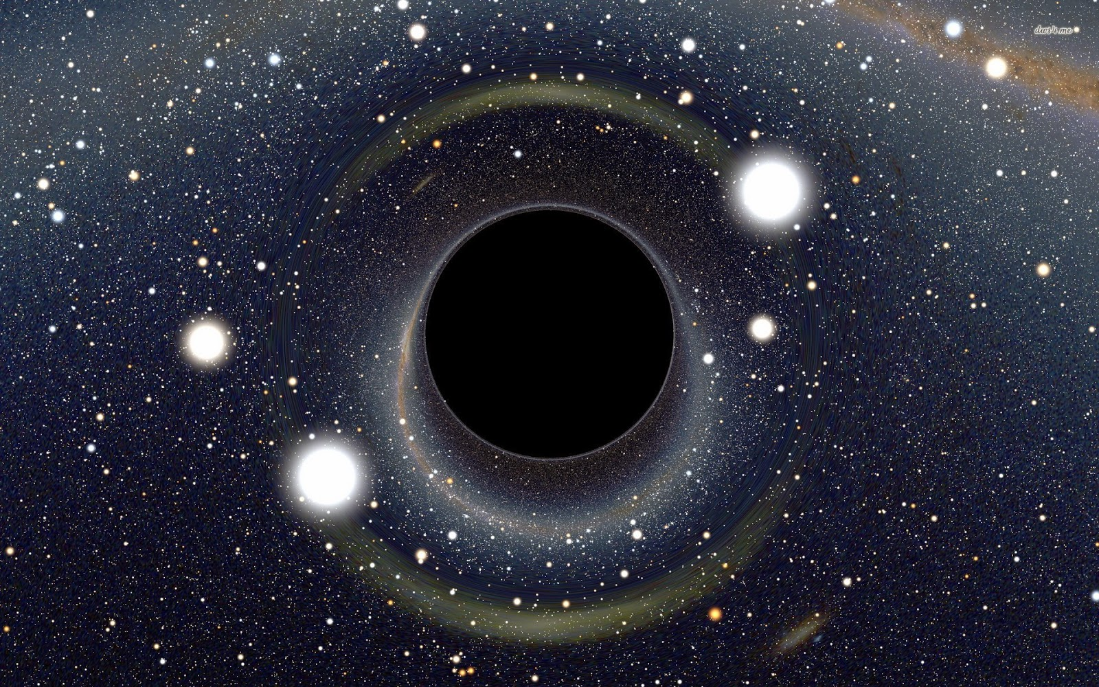 black holes from space - photo #1