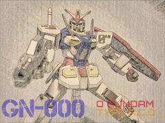 GN-000 O Gundam