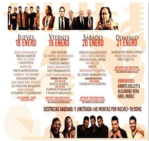 Festival de Deán Funes