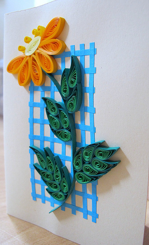 Wall Hanging Paper Quilling Creative Creative Art Craft Work
