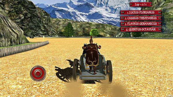 Chariot Wars [Game Balapan Jaman Romawi Kuno]