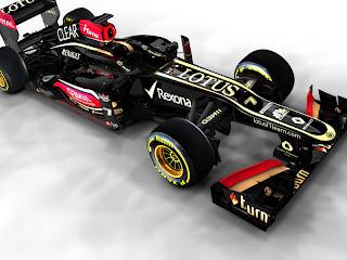 Lotus launch E21