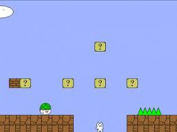 imagem Jogo Cat Mario
