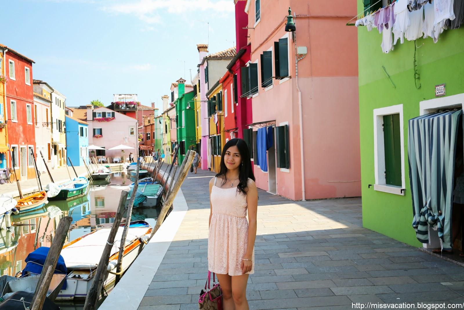 The islands of Venice: Murano, Burano and Torcello - Tour por Italia