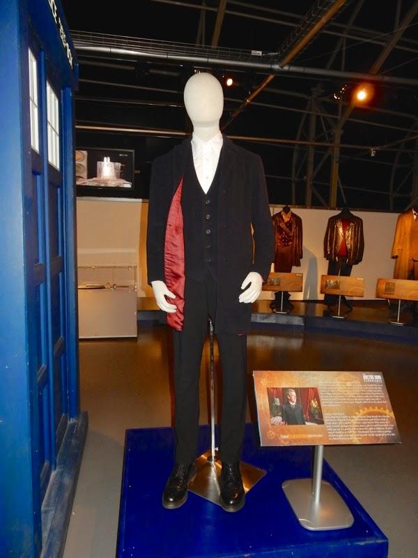 Twelfth Doctor Who costume