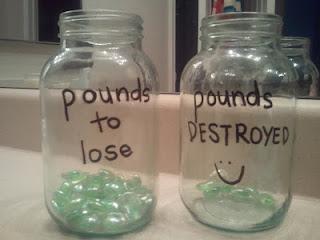 Image: Weight Loss Visual Motivation