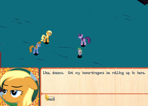 Gaming World: MLP Online: First Contact Impressions and Screenshots