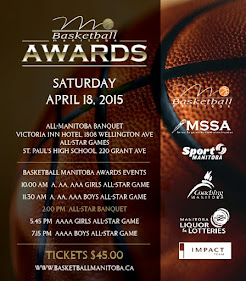 Basketball Manitoba Awards