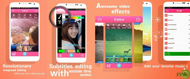 VideoShow Pro - Video Editor android screenshot