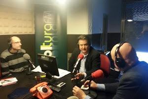 AJEDREZ EN LA RADIO Entrevistas