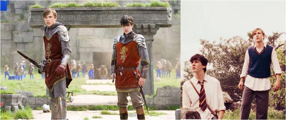 pevensie brother