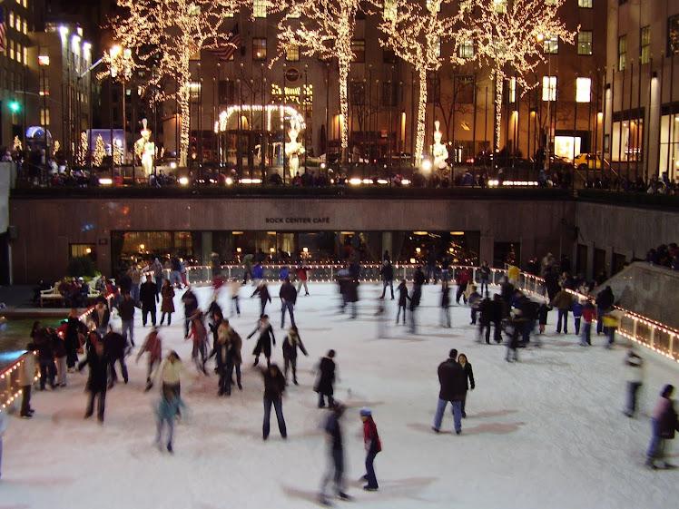 Quer patinar???