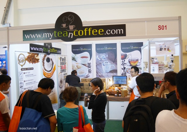 The 9th Tastefully Food & Beverage Expo 2015 @ Midvalley Megamall - Part 2