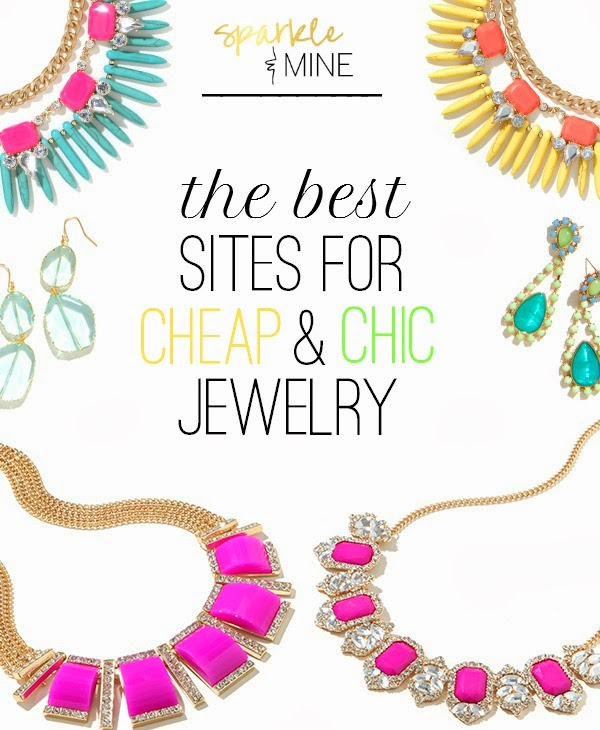 Sparkle mine the best sites to shop for cheap chic for Top 10 cheap online shopping sites