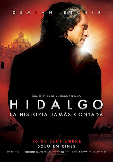 Ver online:Hidalgo:La historia jamas contada (2010)