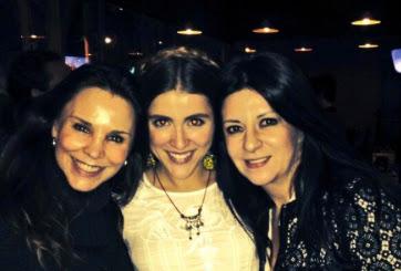 Cassandra Sánchez Navarro y Cristy y Martha Carrillo, escritoras del ...