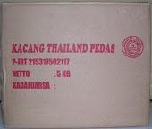 Kacang Thailand Pedas Curah