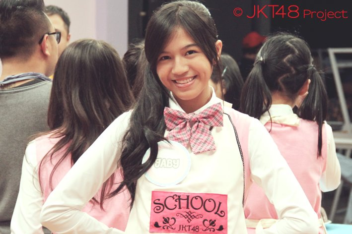 Gaby JKT48 School episode 4