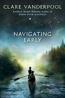 bookcover of NAVIGATING EARLY by Clare Vanderpool