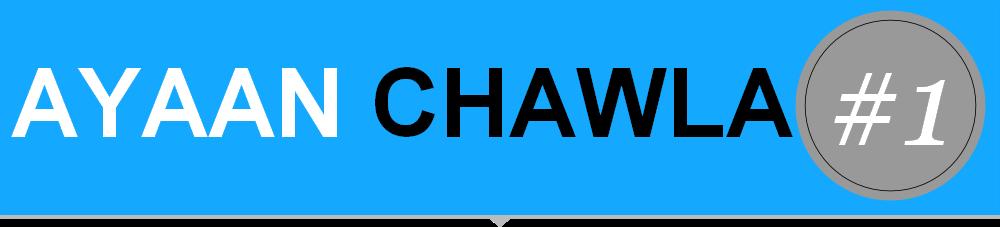 Ayaan Chawla