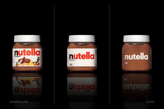 Embalagens minimalistas - www.publicitario13.com.br