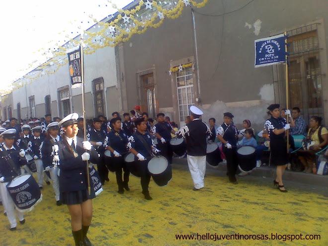 Bandas de Guerra (CBTis 238 y Santiago de Cuenda)