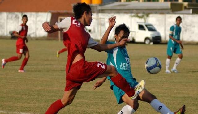 Timnas U-19 Bantai Jember United 7-0