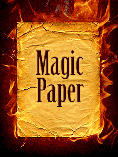 aplikasi sulap java magic paper