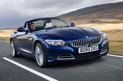 Sharper focus for next BMW Z4