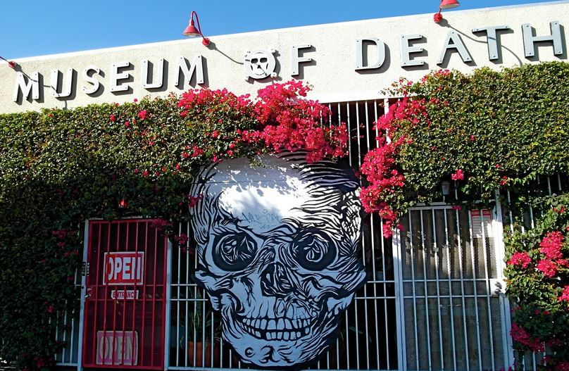 Image result for museum of death hollywood