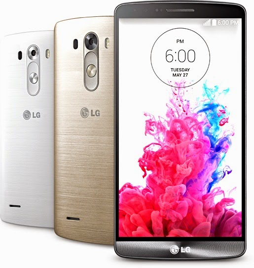 LG G3 Smartphone Android High End Harga Rp 5.9 Jutaan