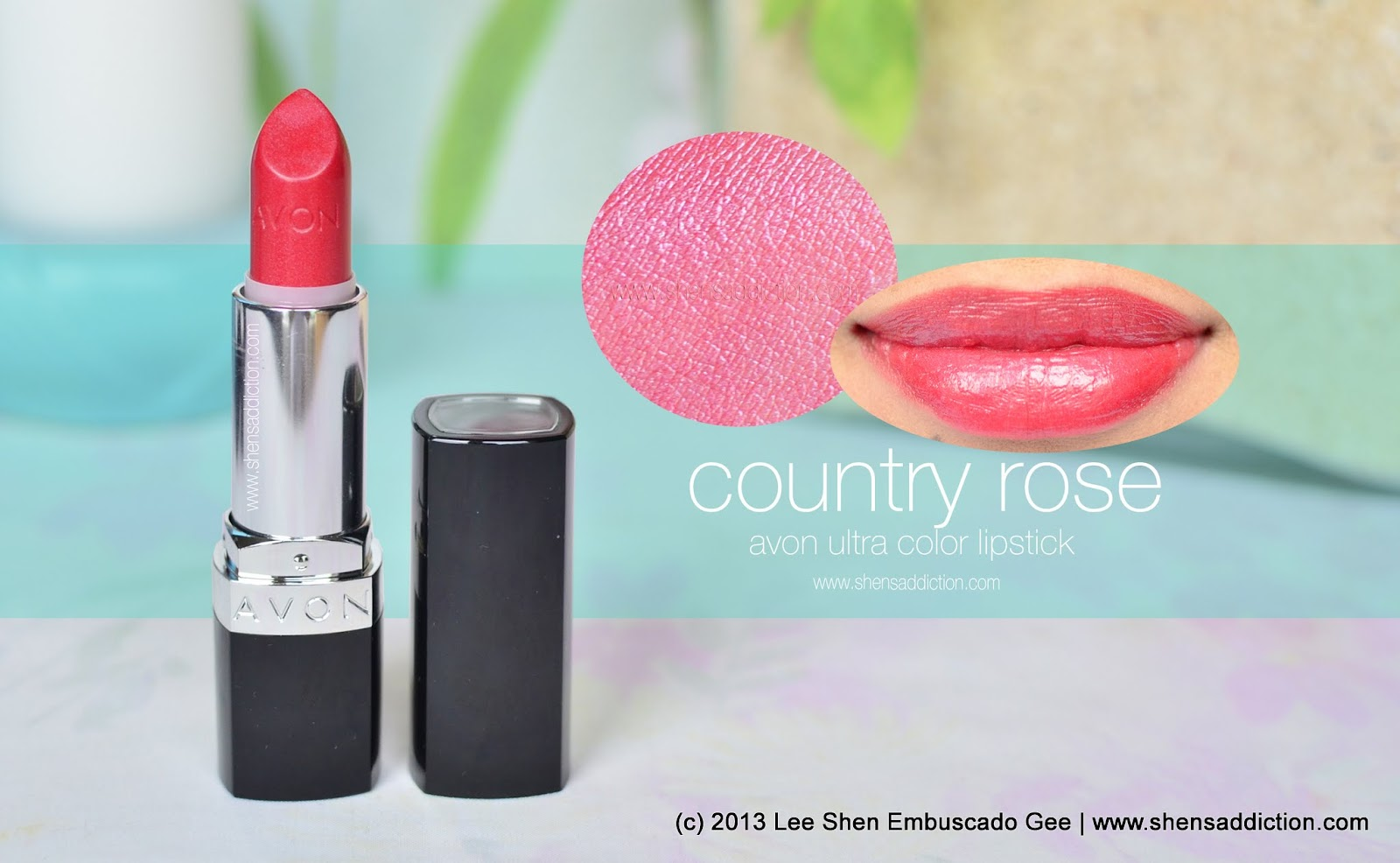 The Uncurated Life Avon Ultra Color Rich Lipsticks Review And Swatches