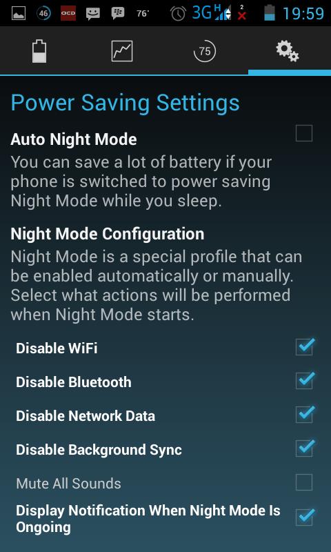 Battery Widget Reborn Pro - Manajemen Untuk Menghemat Baterai Android 2