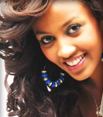 Ethiopia Beautiful Girls Photo