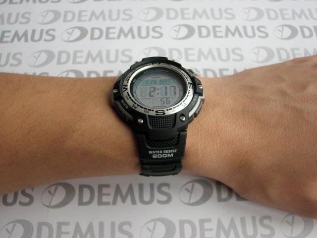 Casio outgear SGW-100 или бюджетный ProTrek - Часы