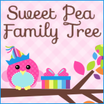 Sweet Pea Family Tree