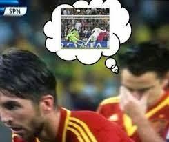 Sergio Ramos penalti Brasil Copa Confederaciones humor cachondeo bromas guasa memes mofa befa