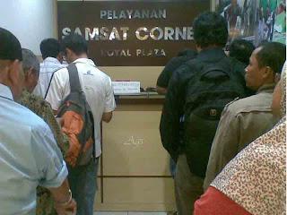 Samsat Corner Royal Plasa surabaya