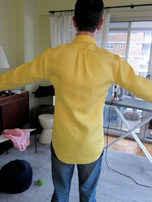 Stitches and Seams: MPB Shirt STILL Sewing-Along