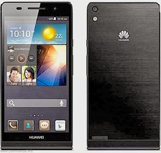 Huawei Ascend P6 user guide manual