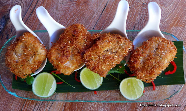 Coconut Crusted Fish Fillets