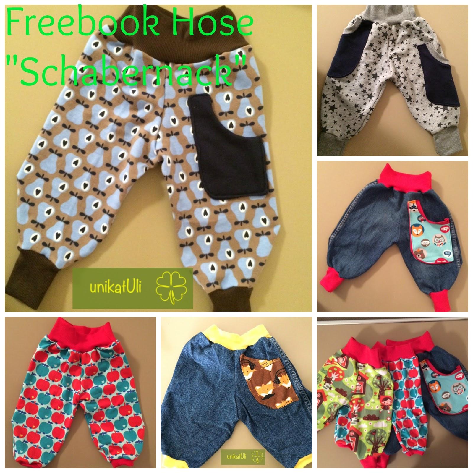 freebook hose kind