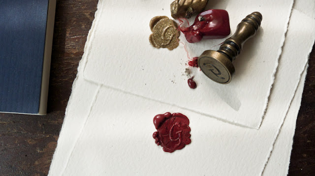 Wax Seal, Stationary