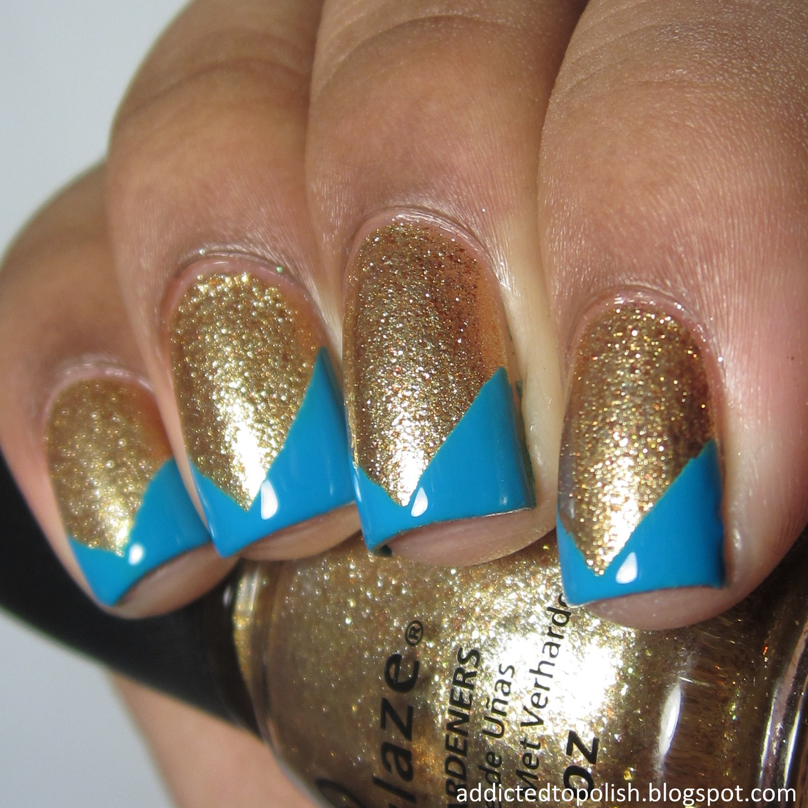 Addicted to Polish: Twinsie Tuesday - Celebrity Nail ...