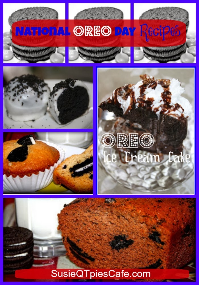 easy recipes for oreos